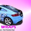 Vehicle Wrap Services